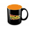 Afbeelding van Back to the Future: Logo Ceramic Mug