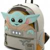 Afbeelding van Loungefly - Star Wars Mandalorian Child Craddle Mini Backpack