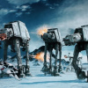 Afbeelding van Star Wars At-At Fighter The Empire Strikes Back Maxi Poster