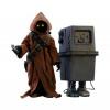 Afbeelding van Star Wars Episode IV pack 2 figurines Movie Masterpiece 1/6 Jawa & EG-6 Power Droid 18-21 cm