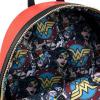Afbeelding van Loungefly Vintage Wonder Woman Cosplay Mini Backpack