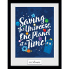 Afbeelding van Doctor Who: Saving the Universe Collector Print