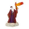 Afbeelding van Harry Potter: Dumbledore with Fawkes PVC Statue