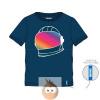 Afbeelding van Fortnite Helmet Blue - Kids T-Shirt (152cm/12y)
