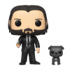 Afbeelding van Pop! Movies: John Wick - Black Suit John with Dog