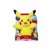 Afbeelding van Pokemon: Interactive Pikachu 10 inch Plush with Light and Sound