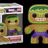 Afbeelding van POP Marvel: Holiday - Gringerbread Hulk