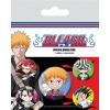 Afbeelding van Bleach: Chibi Characters Badge Pack