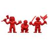 Afbeelding van Iron Maiden: 1.75 inch Muscle Figures - Red 3 figure set
