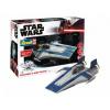 Afbeelding van Star Wars - Resistance A-wing Fighter, blue (1:44)