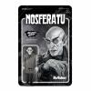Afbeelding van ReAction Movie: Grayscale Nosferatu - 3.75 inch Action Figure