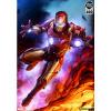 Afbeelding van Marvel: Iron Man Custom Edition #1 Unframed Art Print