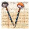 Afbeelding van Harry Potter Pencils with Eraser Topper 2-Packs Case
