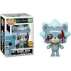 Afbeelding van Funko Pop Animation Rick & Morty - Teddy Rick (Green) Or Chase (Red)
