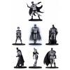 Afbeelding van DC Comics: Batman Black and White Mini PVC Figure 7-Pack Set 2