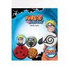 Afbeelding van Naruto Shippuden Pin Badges 6-Pack Mix