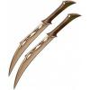 Afbeelding van The Hobbit: Fighting Knives of Tauriel