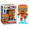 Afbeelding van POP Marvel: Holiday - Gingerbread Iron Man