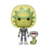 Afbeelding van Pop! Cartoons: Rick and Morty - Space Suit Rick with Snake