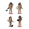 Afbeelding van Stranger Things Action Figure 4-Pack Ghostbusters 15 cm