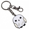 Afbeelding van Harry Potter Cutie Collection Keychain Hedwig (silver plated)