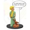 Afbeelding van The Little Prince: Comics Speech Collection - Fox Statue