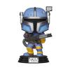 Afbeelding van Funko POP: Star Wars: The Mandalorian: Heavy Infantry Mandaloria