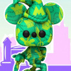 Afbeelding van POP Artist Series: Mickey- Brave Little Tailor