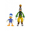 Afbeelding van Kingdom Hearts 3 Select pack 2 figurines Goofy & Donald 10 - 18 cm