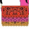 Afbeelding van Loungefly Pixar Coco Diecut Party Flags Ceossbody Bag