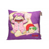 Afbeelding van Dr. Slump: Arale and Gatchan Sleeping Square Cushion