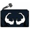 Afbeelding van Loungefly x Marvel Venom Eyes Cosplay Flap Purse Wallet