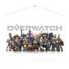 Afbeelding van OVERWATCH - WallScroll 100X77 - Heroes