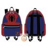 Afbeelding van Loungefly Spiderman Suit Mini Backpack