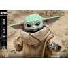 Afbeelding van Star Wars: The Mandalorian - The Child Life Sized Figure
