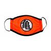 Afbeelding van Dragon Ball: Kame Symbol Children's Face Mask