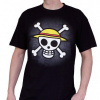 Afbeelding van ONE PIECE - T-Shirt Basic Men Skull With Map (XXL)