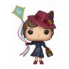 Afbeelding van Mary Poppins 2018 POP Disney Vinyl Figure Mary with Kite 9 cm