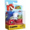 Afbeelding van World of Nintendo Super Mario Wave 19 Cappy 2.5-Inch Mini Figure [Ghost]