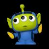 Afbeelding van POP Disney: Pixar Alien Remix -Dory