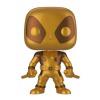 Afbeelding van DEADPOOL - Bobble Head POP N° 543 - Two Swords Gold OVERSIZED 10 inch