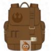 Afbeelding van Loungefly Rey Rebel Backpack (Star Wars)