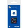 Afbeelding van Playstation: Enamel Pin Badge Set