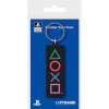 Afbeelding van Playstation: Shapes Rubber Keychain