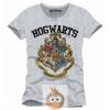 Afbeelding van HARRY POTTER - T-Shirt Hogwarts Old School - Grey (S)