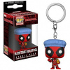 Afbeelding van Pocket Pop Keychains : Marvel - Deadpool Bathtime