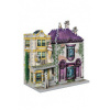 Afbeelding van Harry Potter Puzzle 3D DAC Madam Malkin's Robes for All Occasions & Florean Fortescue's Ice Cream