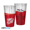 Afbeelding van IT - Large Glass - 400ml - Time to Float - x2