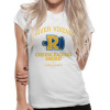 Afbeelding van Riverdale - Cheerleader Logo - Fitted T-shirt - White
