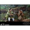Afbeelding van Star Wars: Return of the Jedi - Princess Leia and Wicket 1:6 Scale Set